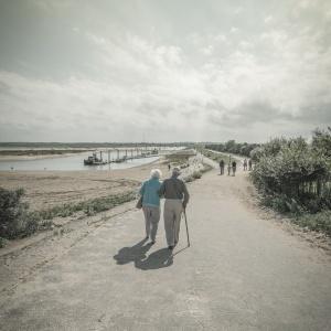 casal sem idade